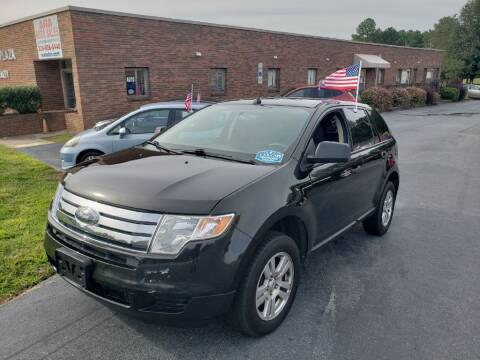 2010 Ford Edge for sale at ARA Auto Sales in Winston-Salem NC