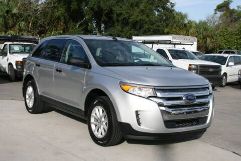 2013 Ford Edge for sale at Mike's Trucks & Cars in Port Orange FL