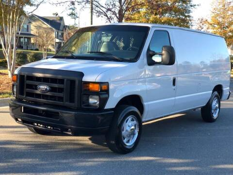 2008 Ford E-Series Cargo for sale at CVC AUTO SALES in Durham NC