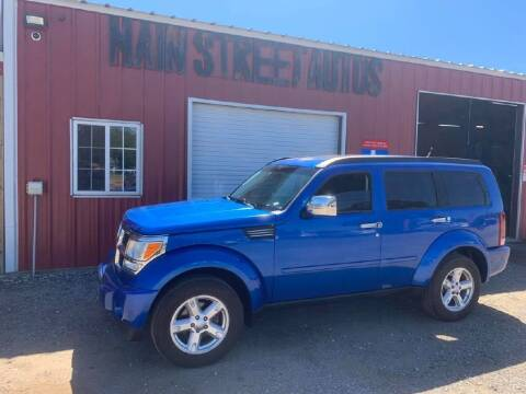2007 Dodge Nitro for sale at Main Street Autos Sales and Service LLC in Whitehouse TX