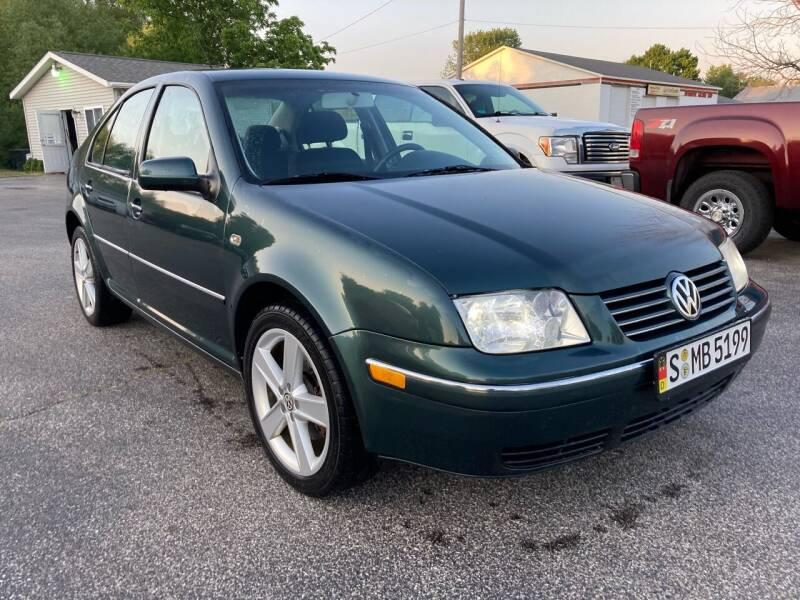 2004 Volkswagen Jetta for sale at Deals on Wheels Auto Sales in Scottville MI
