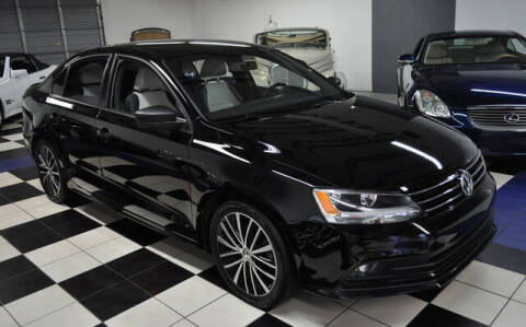 2016 Volkswagen Jetta for sale at Podium Auto Sales Inc in Pompano Beach FL