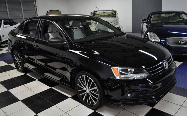 2016 Volkswagen Jetta for sale at Podium Auto Sales Inc in Pompano Beach FL