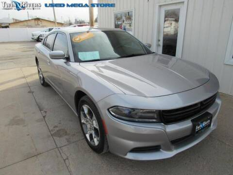 2017 Dodge Charger for sale at TWIN RIVERS CHRYSLER JEEP DODGE RAM in Beatrice NE