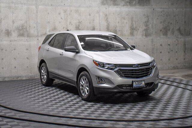 2021 Chevrolet Equinox for sale in Puyallup, WA