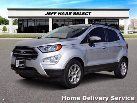 2020 Ford EcoSport for sale at JEFF HAAS MAZDA in Houston TX