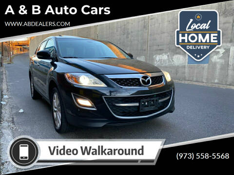 2011 Mazda CX-9 for sale at A & B Auto Cars in Newark NJ