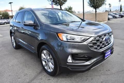 2019 Ford Edge for sale at DIAMOND VALLEY HONDA in Hemet CA