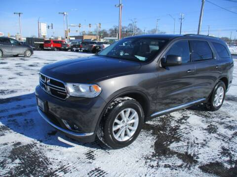 2015 Dodge Durango for sale at Windsor Auto Sales in Loves Park IL