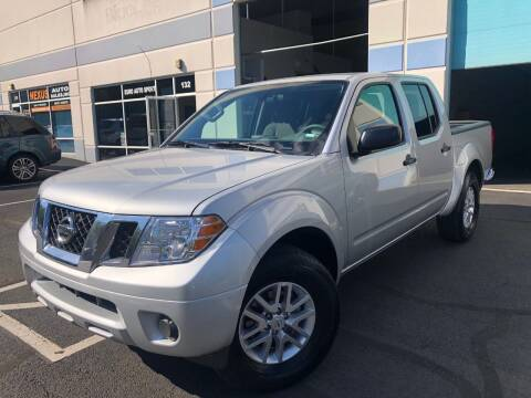 2019 Nissan Frontier for sale at Best Auto Group in Chantilly VA