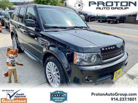 2011 Land Rover Range Rover Sport for sale at Proton Auto Group in Yonkers NY