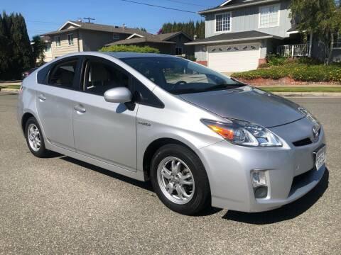 2011 Toyota Prius for sale at Carmelo Auto Sales Inc in Orange CA