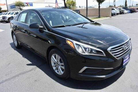 2016 Hyundai Sonata for sale at DIAMOND VALLEY HONDA in Hemet CA