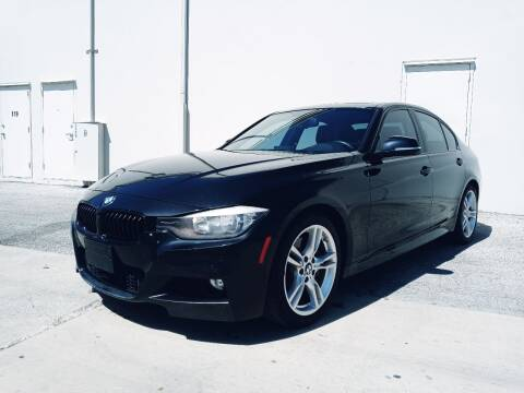 2015 BMW 3 Series for sale at 57 Auto Sales in San Antonio TX