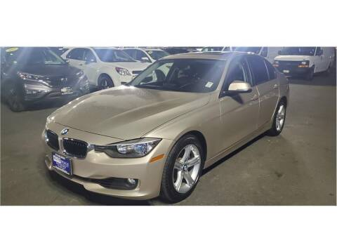 2013 BMW 3 Series for sale at AutoDeals in Hayward CA
