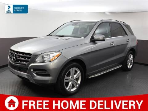 2013 Mercedes-Benz M-Class for sale at Florida Fine Cars - West Palm Beach in West Palm Beach FL