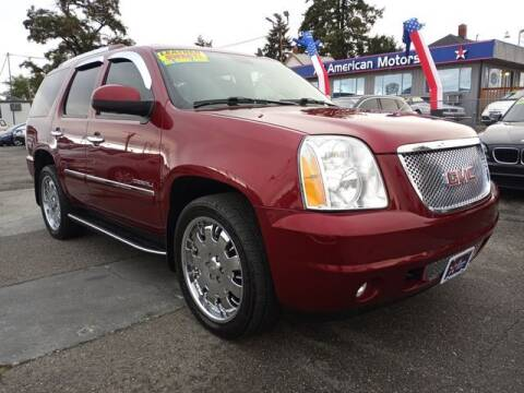 2010 GMC Yukon for sale at All American Motors in Tacoma WA
