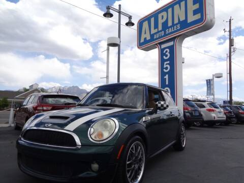 2007 MINI Cooper for sale at Alpine Auto Sales in Salt Lake City UT