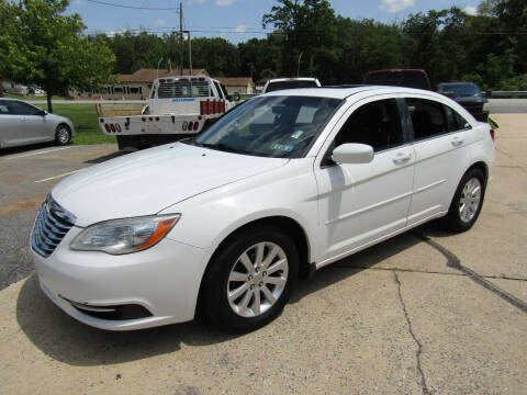 2011 Chrysler 200 for sale at Your Next Auto in Elizabethtown PA