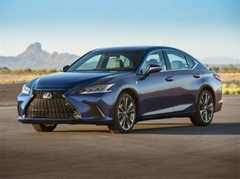 2020 Lexus ES 350 for sale at Michael's Auto Sales Corp in Hollywood FL