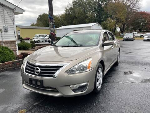 2013 Nissan Altima for sale at EXPO AUTO GROUP in Perry OH