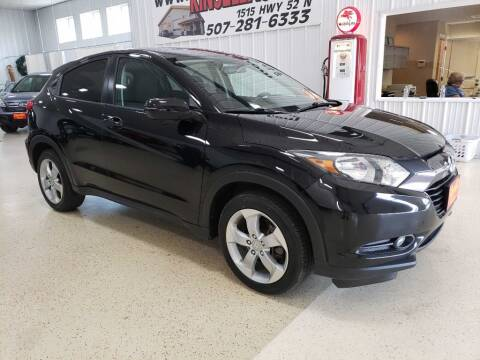 2016 Honda HR-V for sale at Kinsellas Auto Sales in Rochester MN
