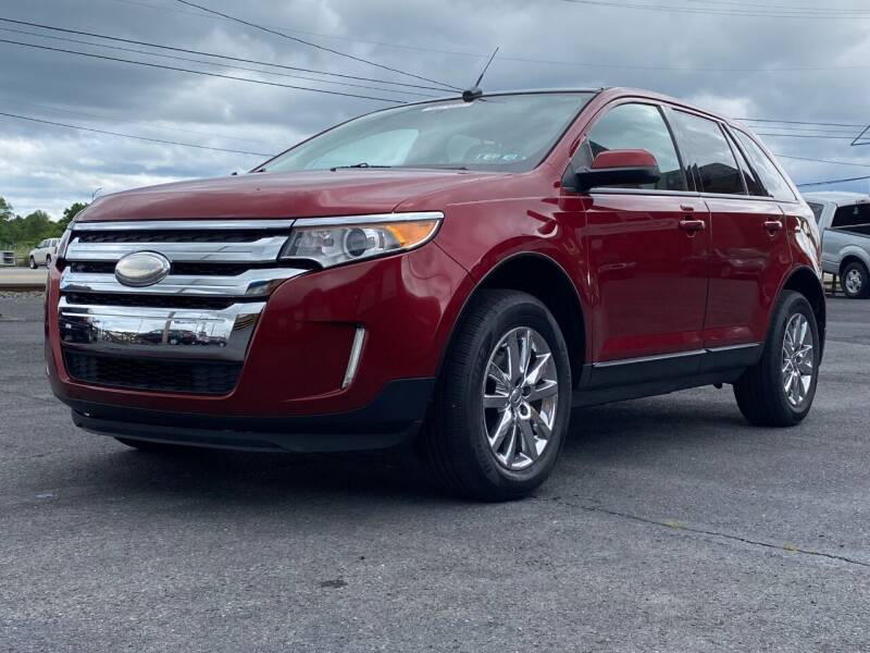 2013 Ford Edge for sale at Clear Choice Auto Sales in Mechanicsburg PA