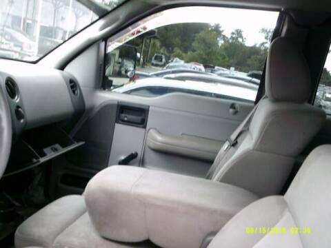 2005 Ford F-150 for sale at JacksonvilleMotorMall.com in Jacksonville FL