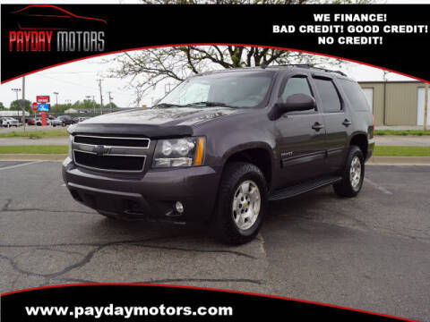 2010 Chevrolet Tahoe for sale at Payday Motors in Wichita And Topeka KS