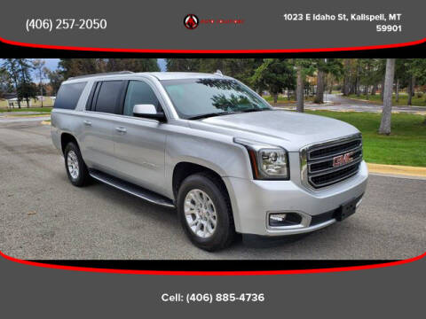 2019 GMC Yukon XL for sale at Auto Solutions in Kalispell MT