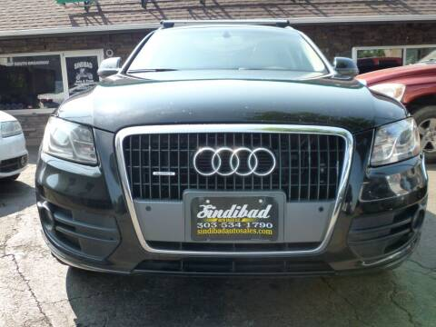 2010 Audi Q5 for sale at Sindibad Auto Sale, LLC in Englewood CO