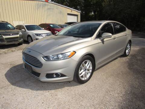 2015 Ford Fusion for sale at Pary's Auto Sales in Garland TX
