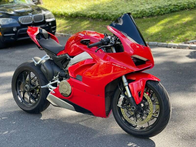 2018 Ducati Panigale V4 for sale at Kent Road Motorsports in Cornwall Bridge CT