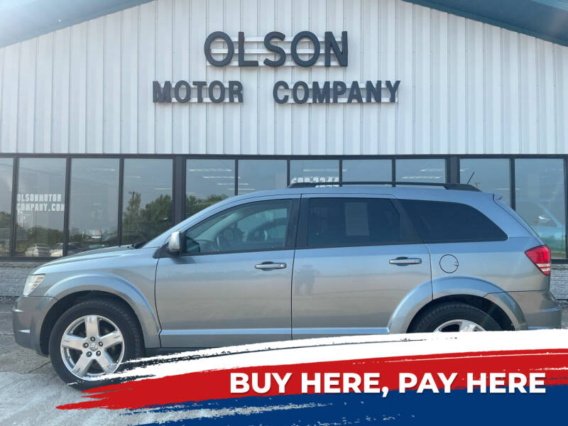 2010 Dodge Journey for sale at Olson Motor Company in Morris MN