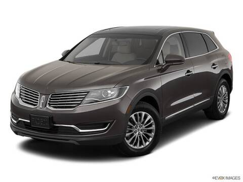 2018 Lincoln MKX for sale at BAYWAY Certified Pre-Owned in Houston TX