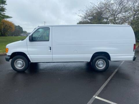 2005 Ford E-Series Cargo for sale at P&H Motors in Hatboro PA