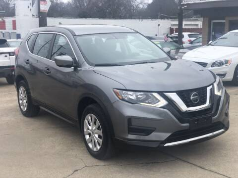 2018 Nissan Rogue for sale at Safeen Motors in Garland TX