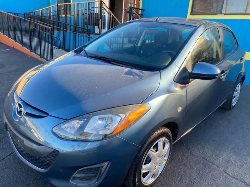 2014 Mazda MAZDA2 for sale at CARZ in San Diego CA