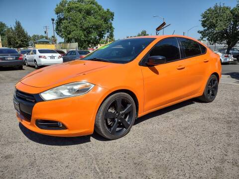 2014 Dodge Dart for sale at Larry's Auto Sales Inc. in Fresno CA
