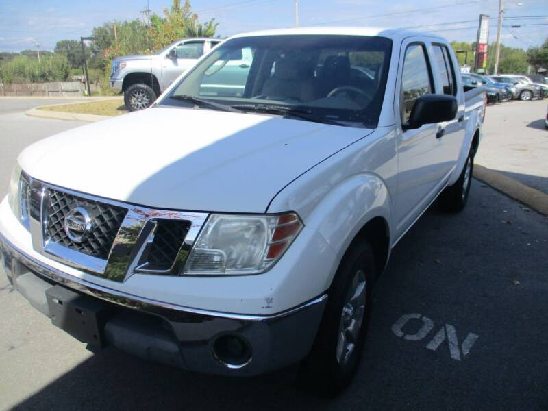2009 Nissan Frontier for sale at Z Motors in Chattanooga TN