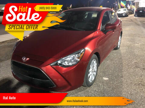 2017 Toyota Yaris iA for sale at Ital Auto in Oklahoma City OK