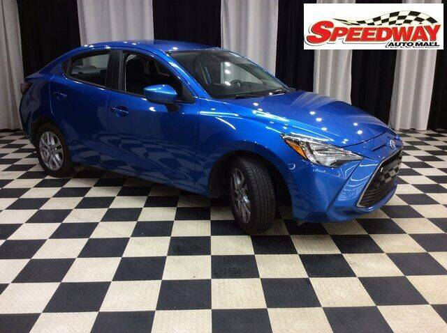 2017 Toyota Yaris iA for sale at SPEEDWAY AUTO MALL INC in Machesney Park IL