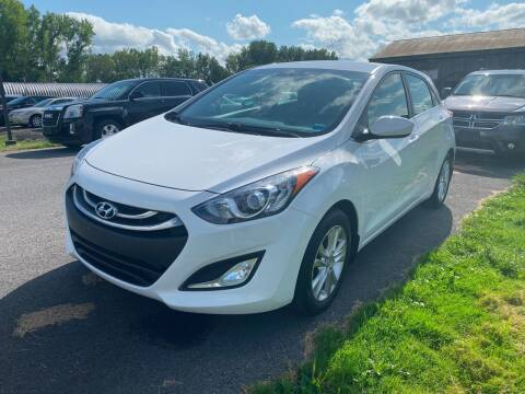 2013 Hyundai Elantra GT for sale at Paul Hiltbrand Auto Sales LTD in Cicero NY