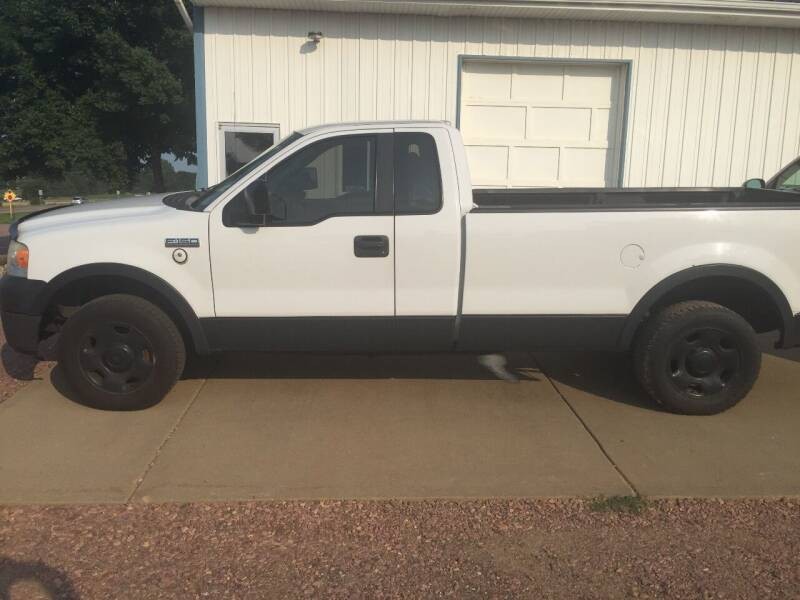 2007 Ford F-150 for sale at Bauman Auto Center in Sioux Falls SD