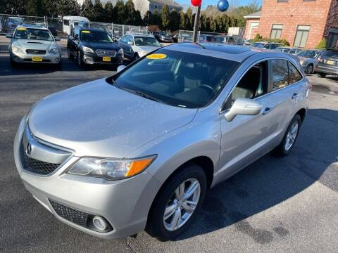 2014 Acura RDX for sale at KINGSTON AUTO SALES in Wakefield RI