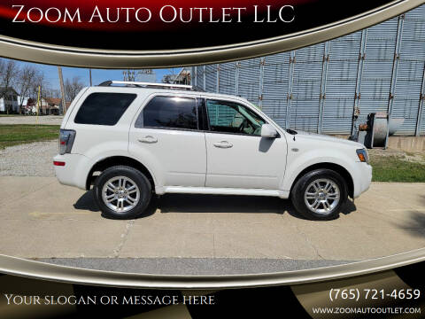 2009 Mercury Mariner for sale at Zoom Auto Outlet LLC in Thorntown IN