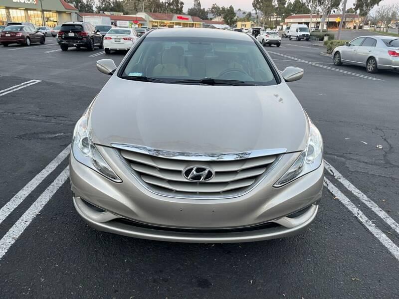 2011 Hyundai Sonata for sale at Faith Auto Sales in Temecula CA
