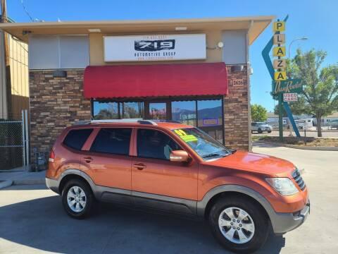 2009 Kia Borrego for sale at 719 Automotive Group in Colorado Springs CO