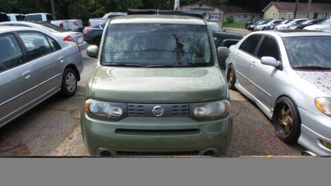 2009 Nissan cube for sale at E-Motorworks in Roswell GA