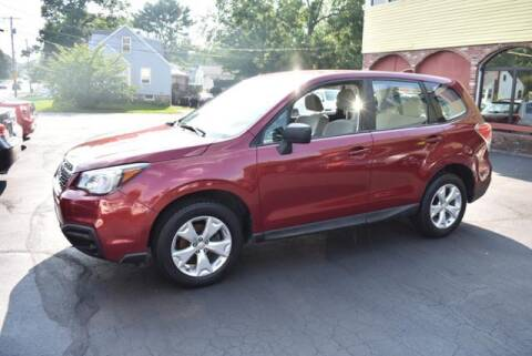 2018 Subaru Forester for sale at Absolute Auto Sales, Inc in Brockton MA